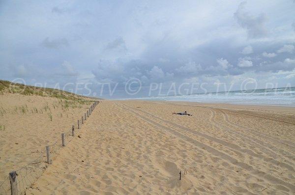 Photo of Truc Vert beach in Cap Ferret