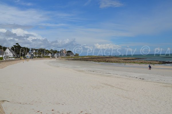 Photo of Ty Bihan beach in Carnac