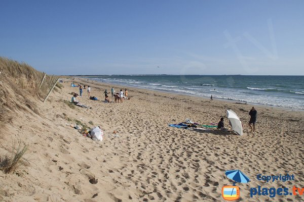 Photo of Ty Hoche beach - plouharnel - France