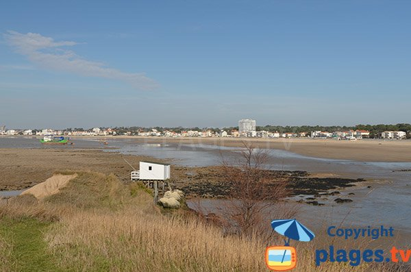 Photo of Vallieres beach in Saint Georges de Didonne - France