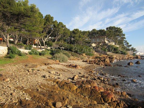 Photo of Vernette beach in La Seyne sur Mer