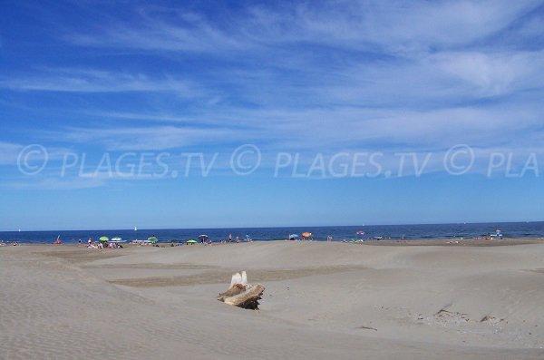 plage de la vieille nouvelle port la nouvelle 11 aude languedoc roussillon plages tv