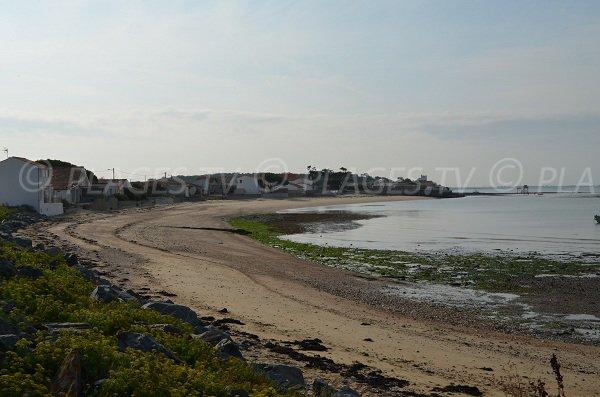 Spiaggia della vergine a Fouras - Francia