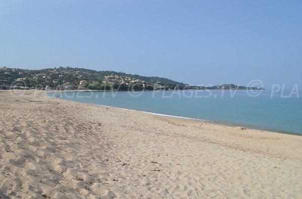 Pointe de Porticcio dans la golfe d'Ajaccio