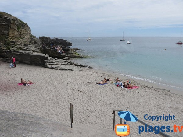 Photo of VVF beach - island of Groix