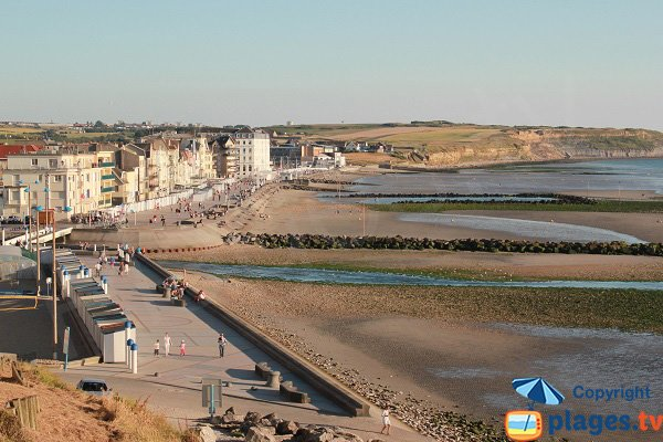 Wimereux beach - France