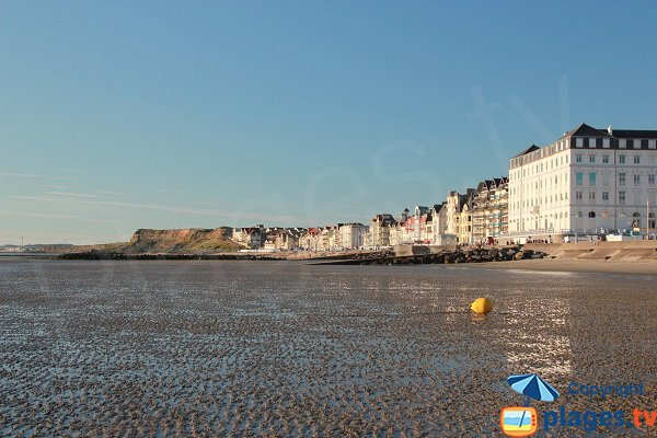 Wimereux and cliffs