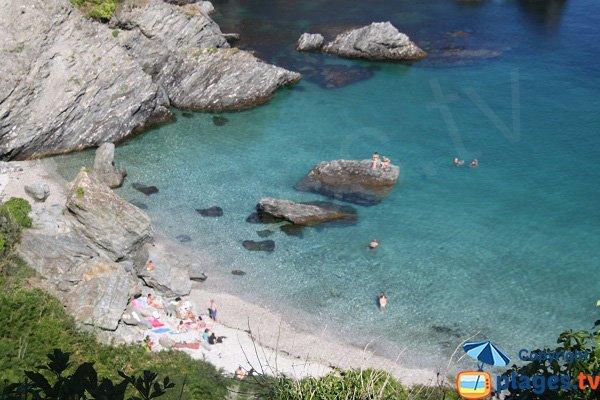 Photo of Yeyew beach in Belle Ile en Mer in France