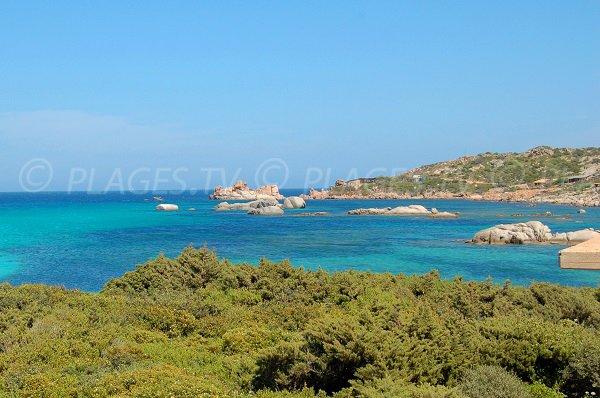 Photo of Cala di Zeri - Cavallo island - Corsica
