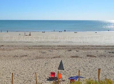 Couarde sur Mer beach - Isle of Rhé - France