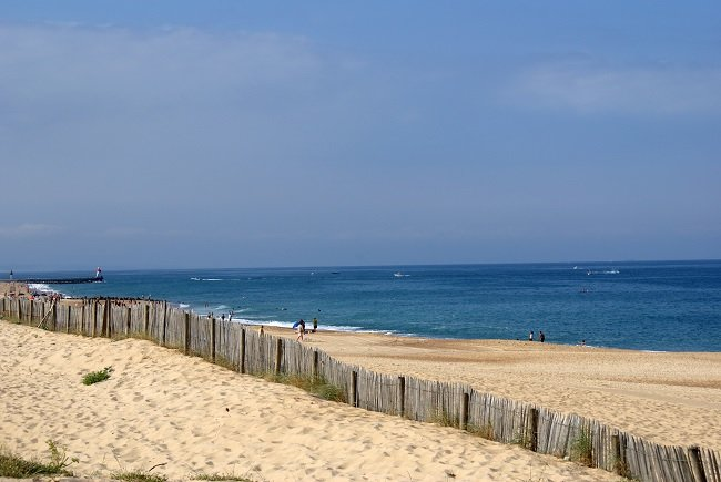 Webcam Centre Ville Capbreton
