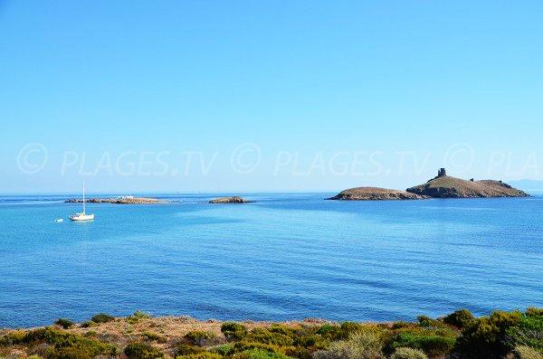 Iles Finocchiarola dans le Cap Corse