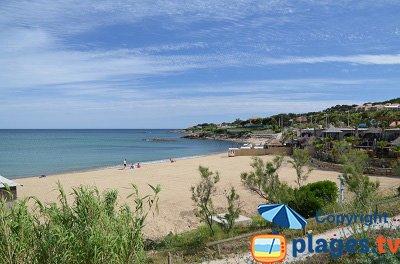 Spiaggia Les Issambres in Francia