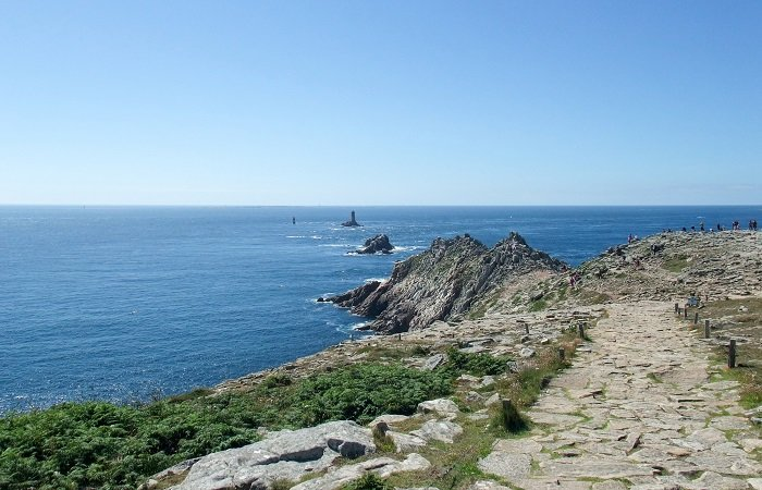 Pointe du Raz en Bretagne
