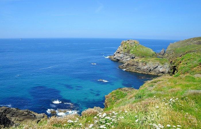 Pointe du Van en Bretagne