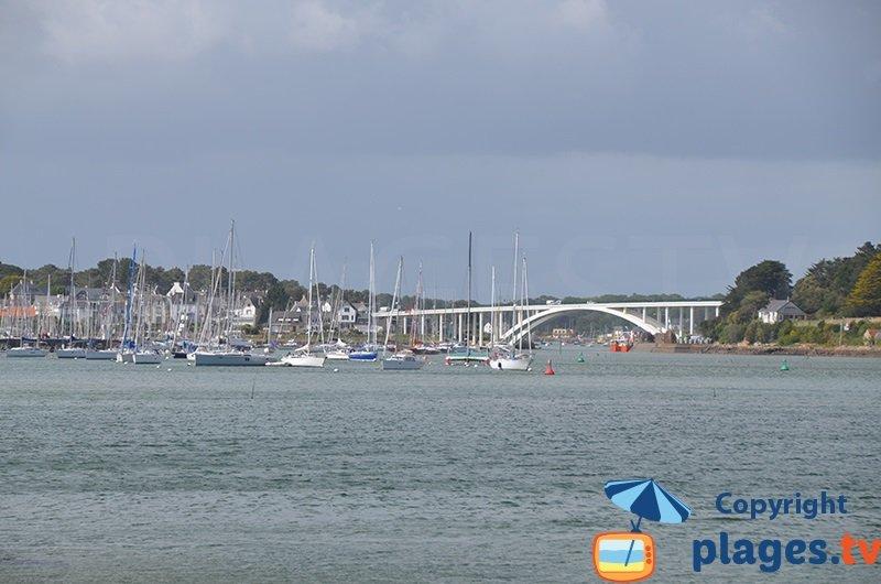 Pont de la Trinité sur Mer