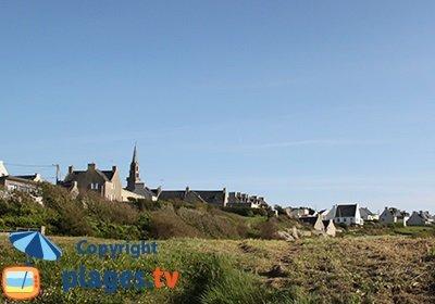 Porspoder en Bretagne