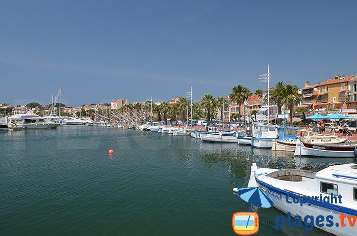Il porto di Bandol