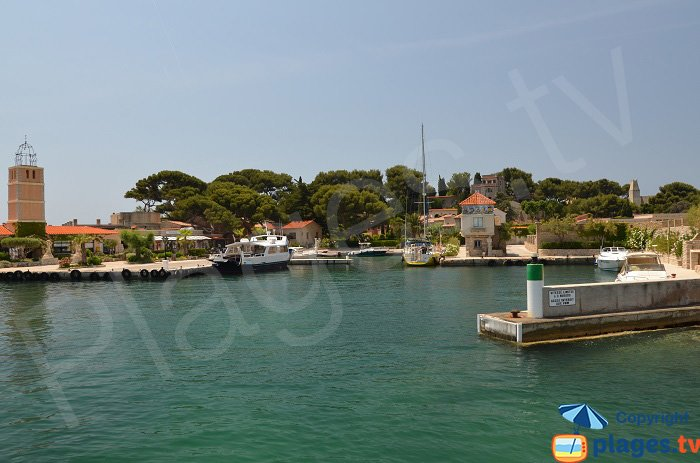 Port de Bendor