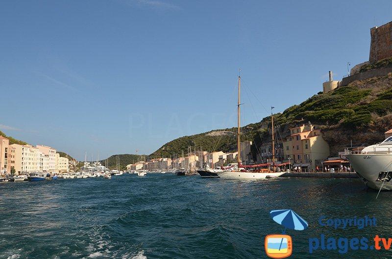 Porto di Bonifacio - Corsica
