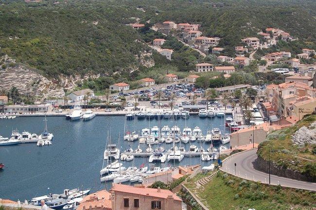Porto di Bonifacio