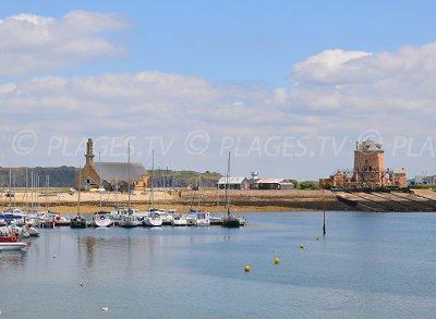 Port de Camaret avec la tour Vauban