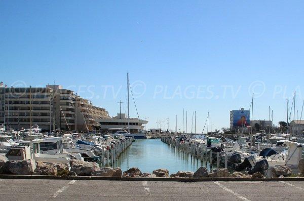 Port of Carnon-Plage