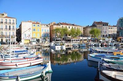 Porto della Ciotat - Francia