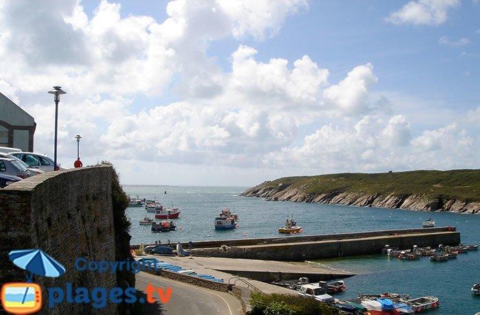 Le port de Le Conquet - Bretagne