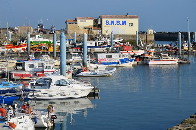 Port of Cotinière - Oleron