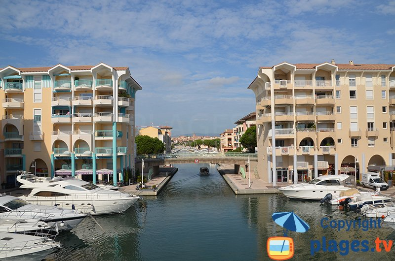 Port Fréjus