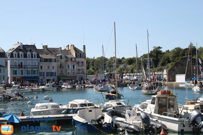 Port de Belle Ile - Palais