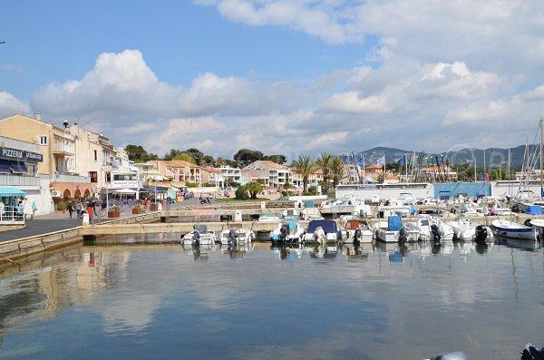 Port des Lecques à St Cyr