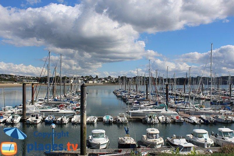 Brest une ville maritime - Le port du moulin champtoceaux ...