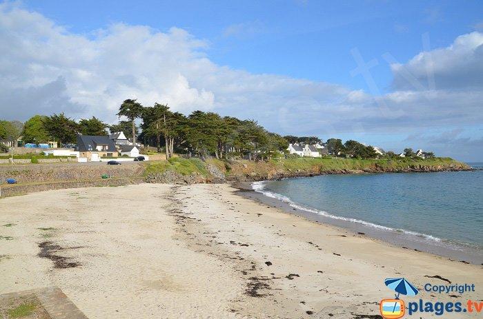 Port Navalo et sa plage - Arzon