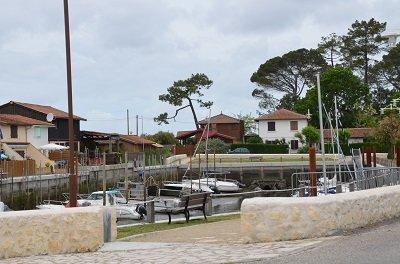 Port ostréicole de Taussat