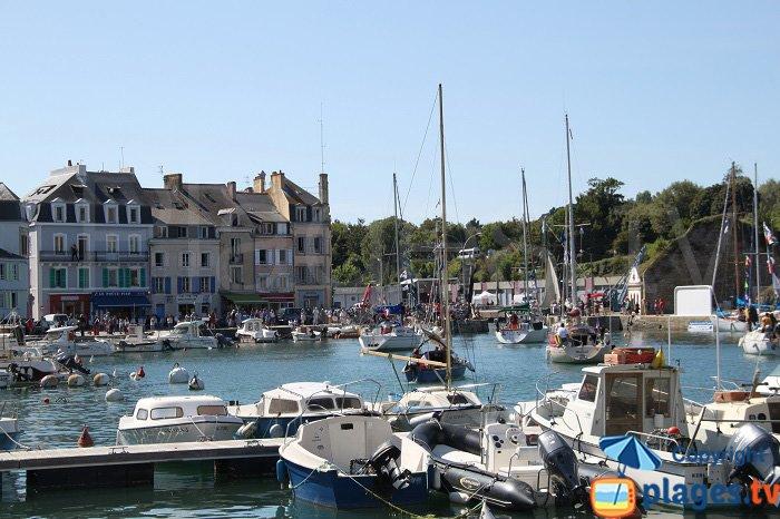 Port de plaisance de Belle-Ile - Le Palais