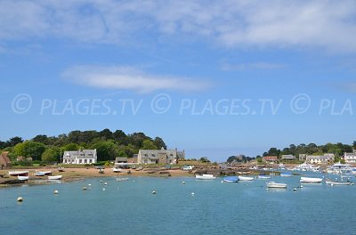 Ploumanac'h Port - Brittany