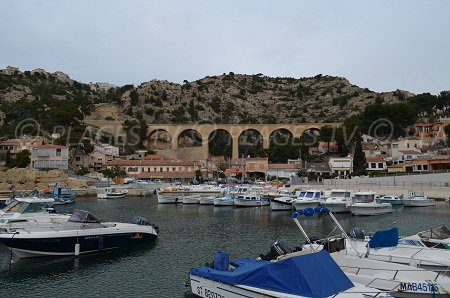 Port de la Redonne sur la Côte Bleue