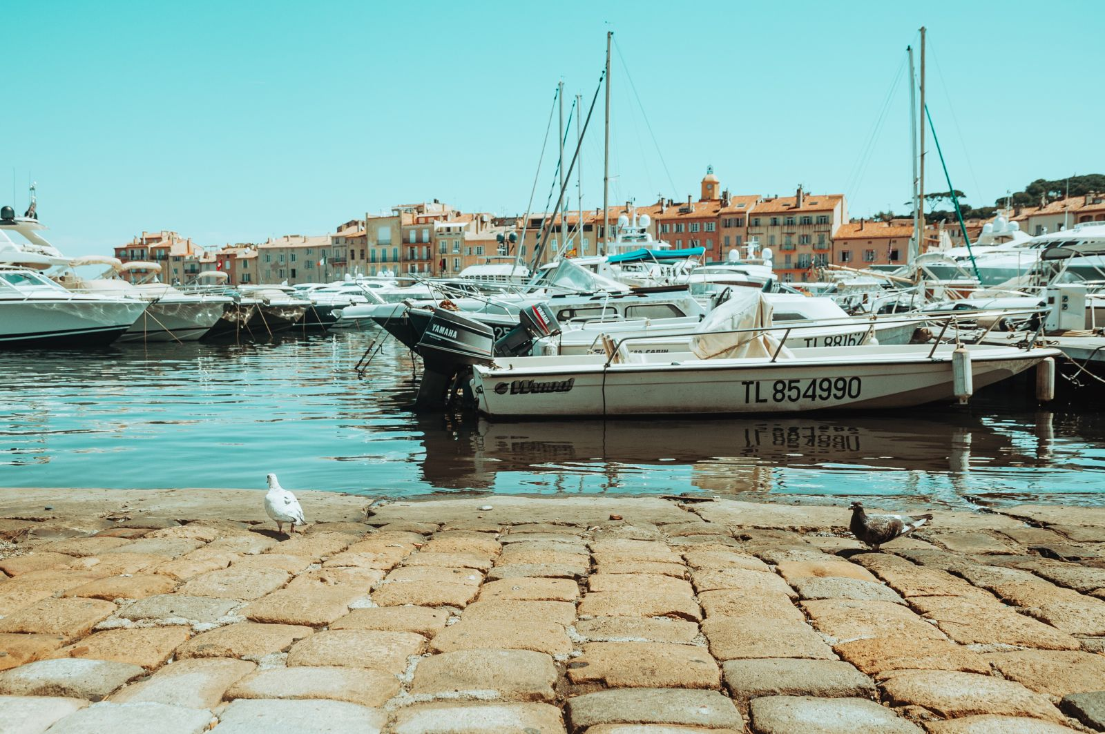 Port de Saint Tropez