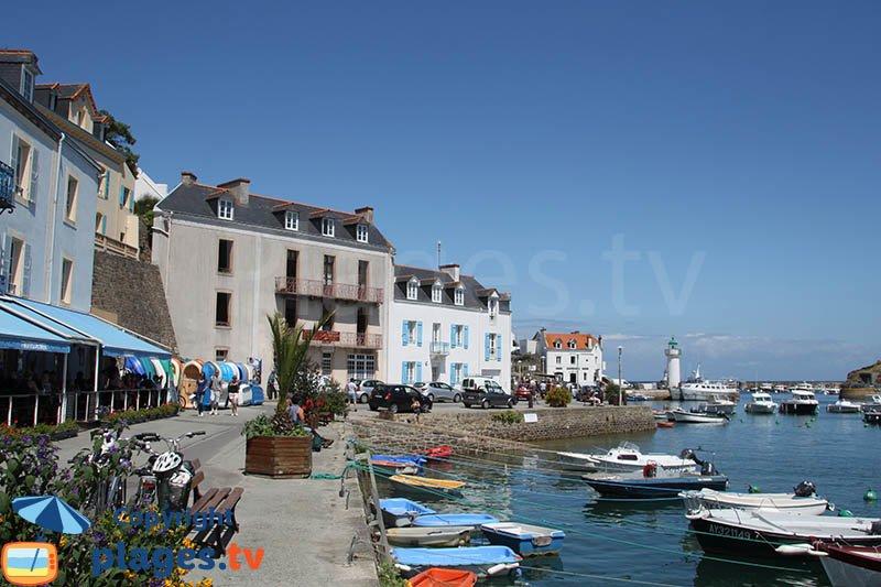 Petit port de Sauzon