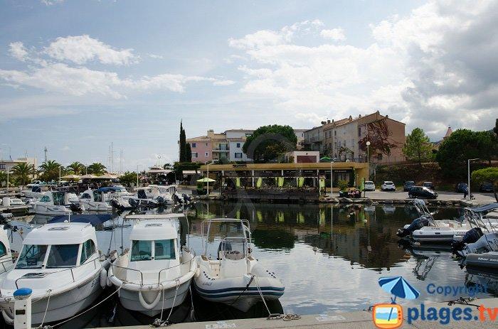 Port de Solenzara
