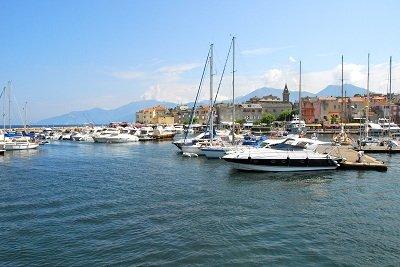 Saint-Florent in Corsica