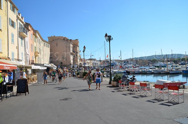Saint-Tropez Harbor