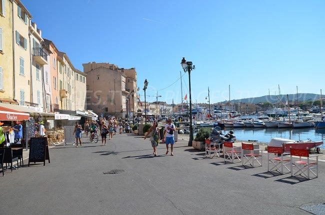Porto di St Tropez