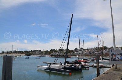 Port of La Trinité sur Mer - Brittany