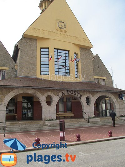 Le Touquet Post Office