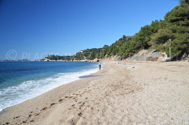 Le Pradet - La plage du Monaco
