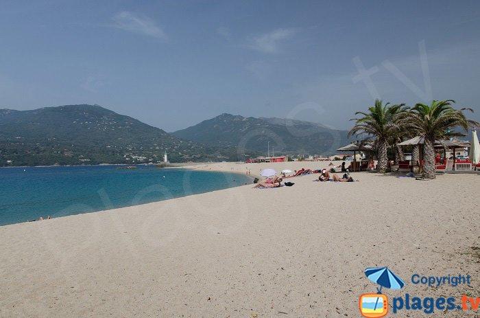 Propriano in Corsica