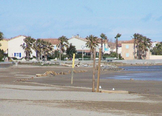 Quartier du port de Gruissan - Grazel